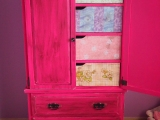 Distressed Dresser DIY