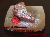 Award Winning (Gluten Free) Chocolate Cake